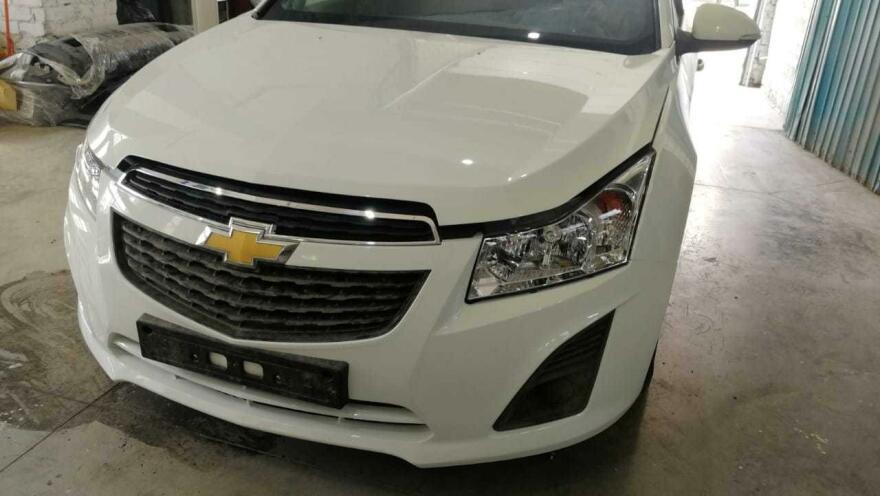 Фото результата восстановления Chevrolet