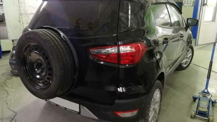 фото кузовной ремонт рено